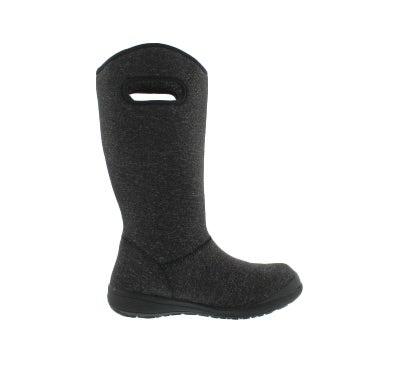 Bogs Women S Charlie Melange Blk Multi Waterproof Boots