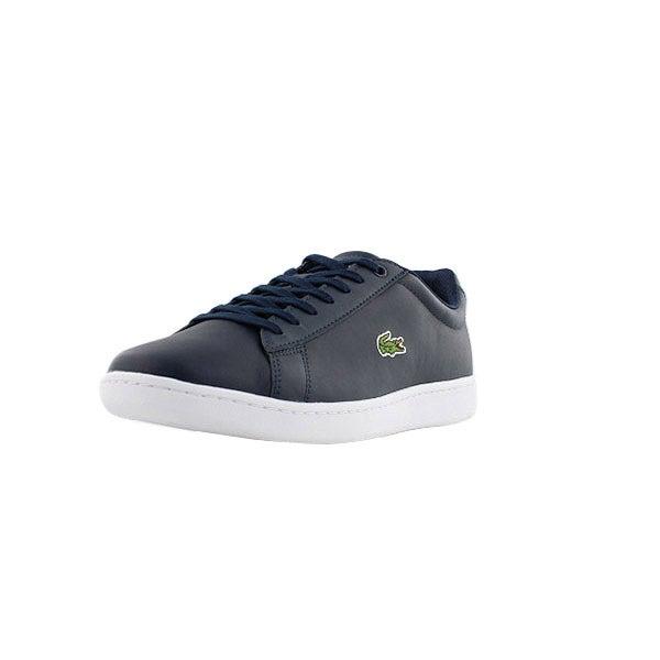 a513622afc01 Lacoste Men s HYDEZ 318 1 P navy grey sneaker
