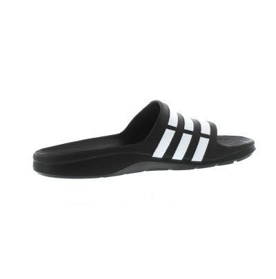 dd1f693ed adidas Kids  DURAMO SLIDE black sandals
