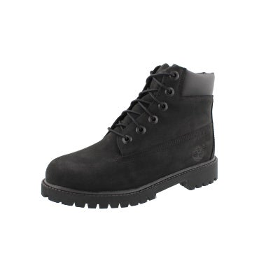 Kids' PREMIUM 6 waterproof black boots