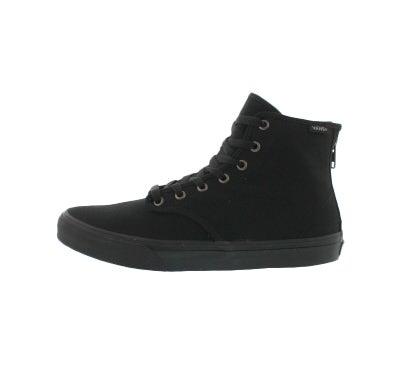 15aa198e61 Vans Women s CAMDEN HI ZIP black lace up snea