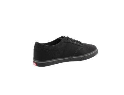 ee91c21bbc Vans Women s ATWOOD LOW black lace up sneaker