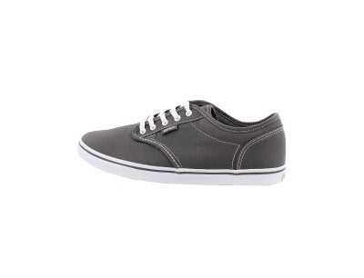 ce7101196a Vans Women s ATWOOD LOW pewter lace up sneake