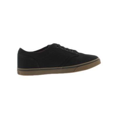 Vans Women s ATWOOD LOW black gum lace up sne  95d6221765