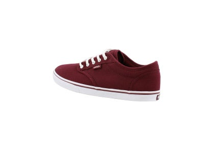 4f6fadf10c Vans Women s ATWOOD LOW burgundy lace up snea