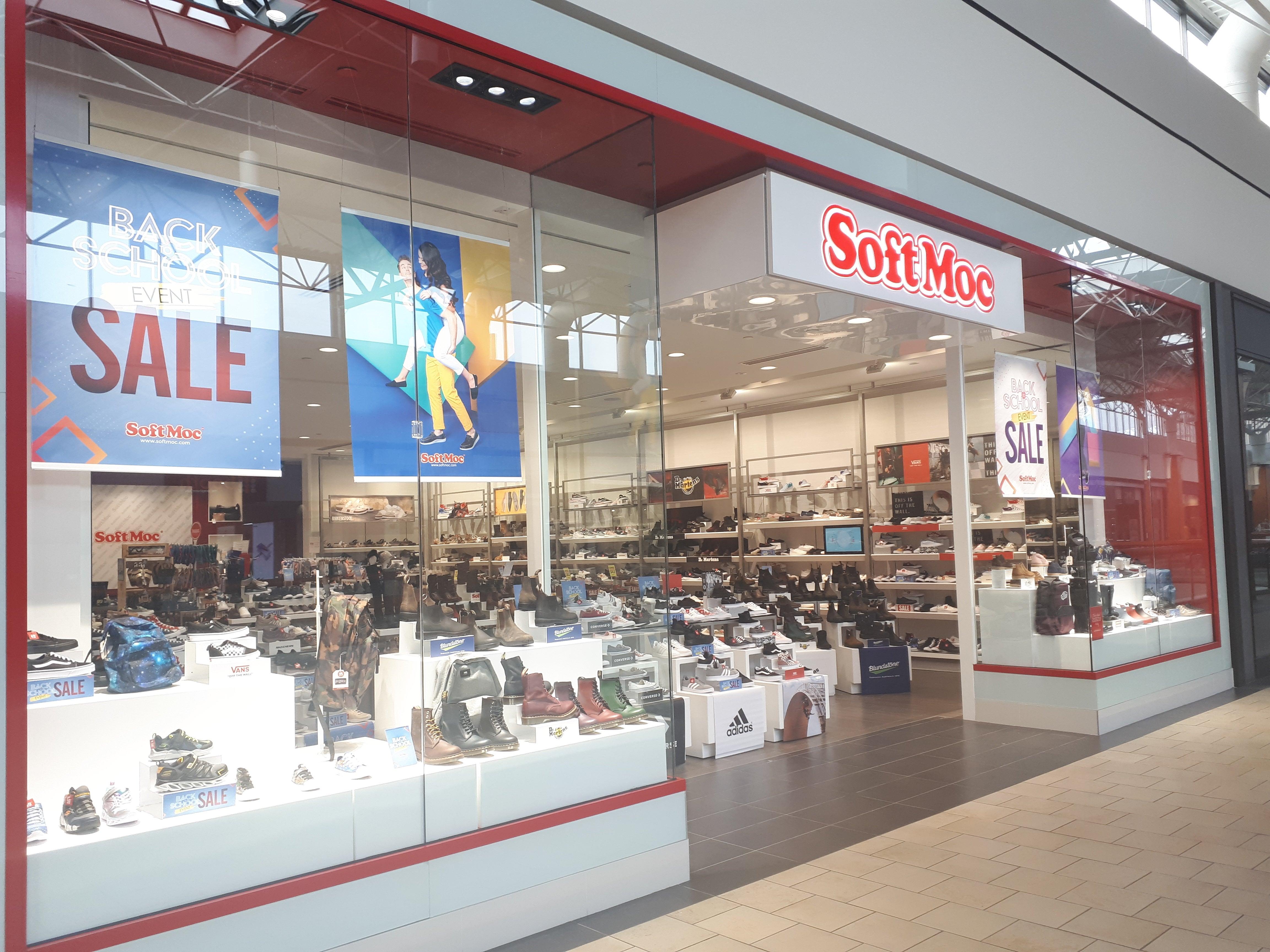 SoftMoc Lime Ridge Mall