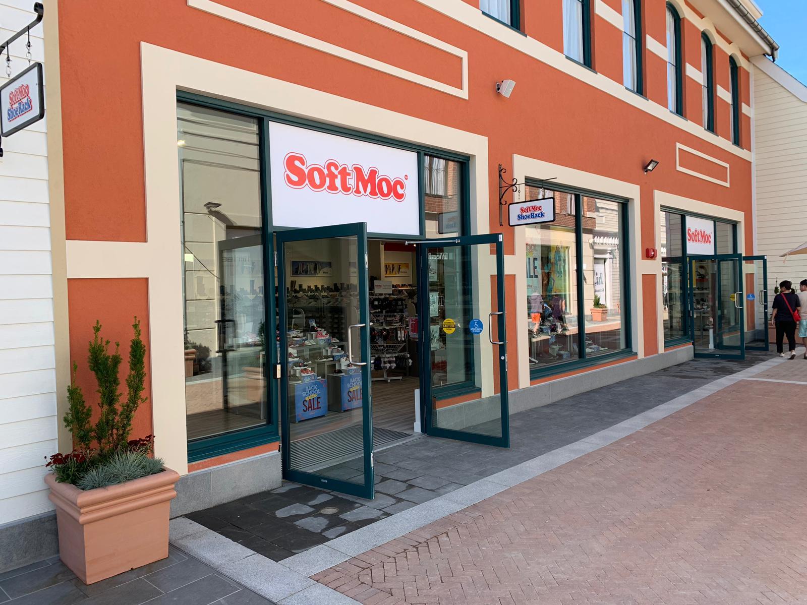 SoftMoc McArthur Glen | SoftMoc USA