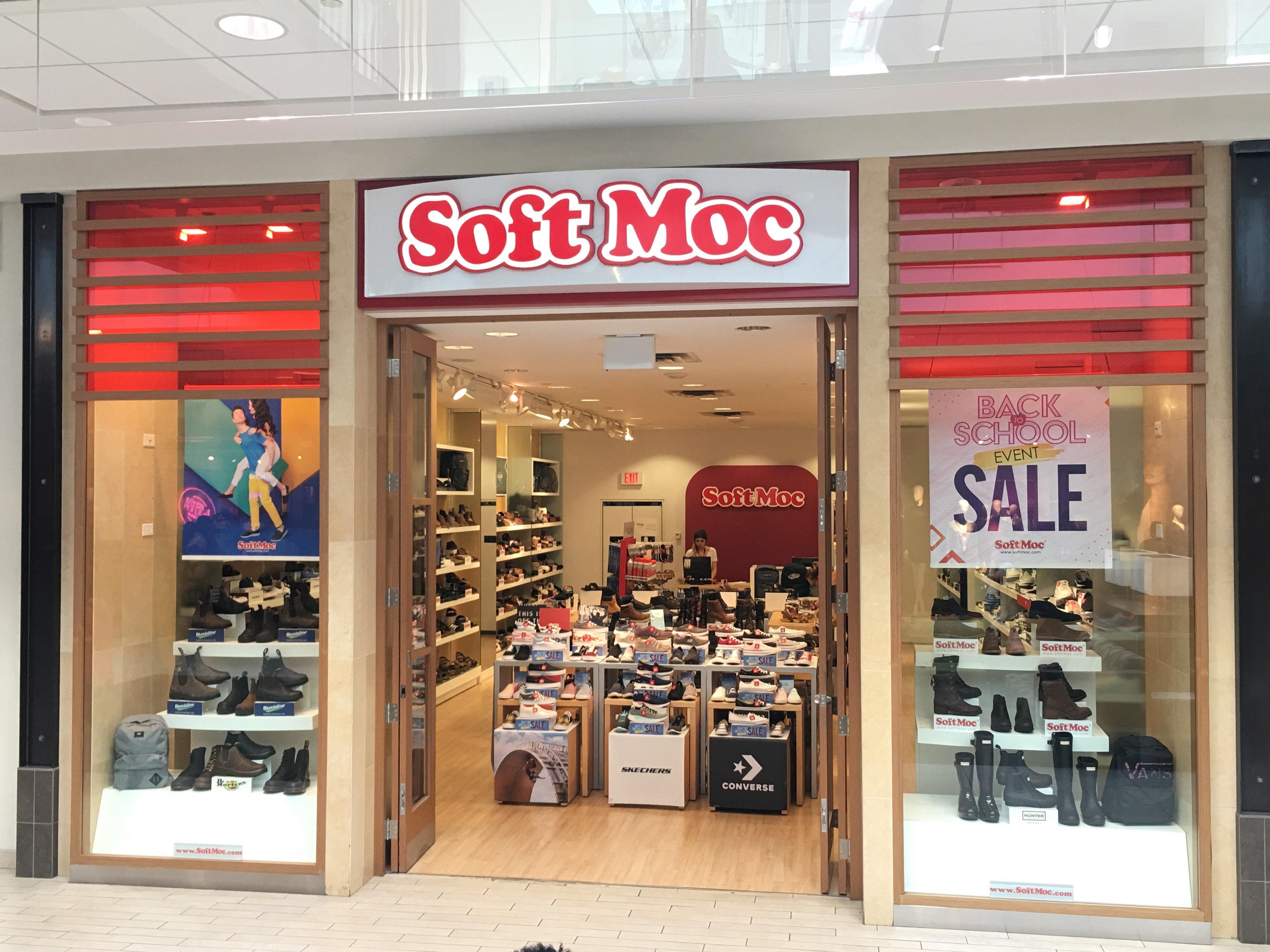 SoftMoc Kingsway Mall