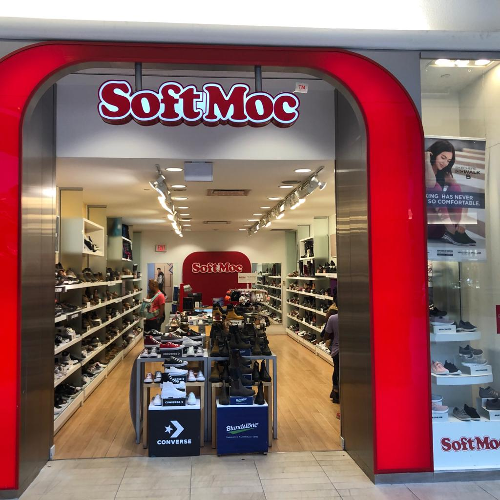 SoftMoc Cornwall Centre