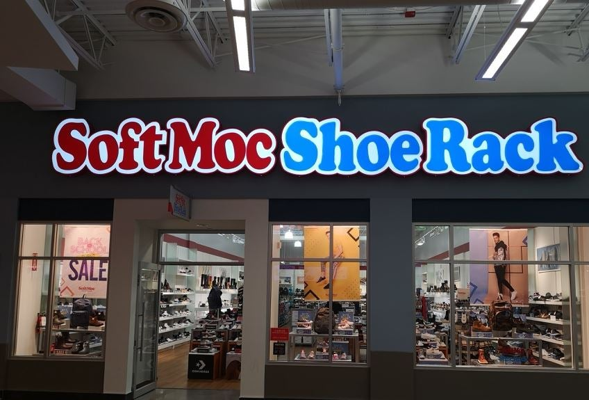 SoftMoc Cookstown Outlets