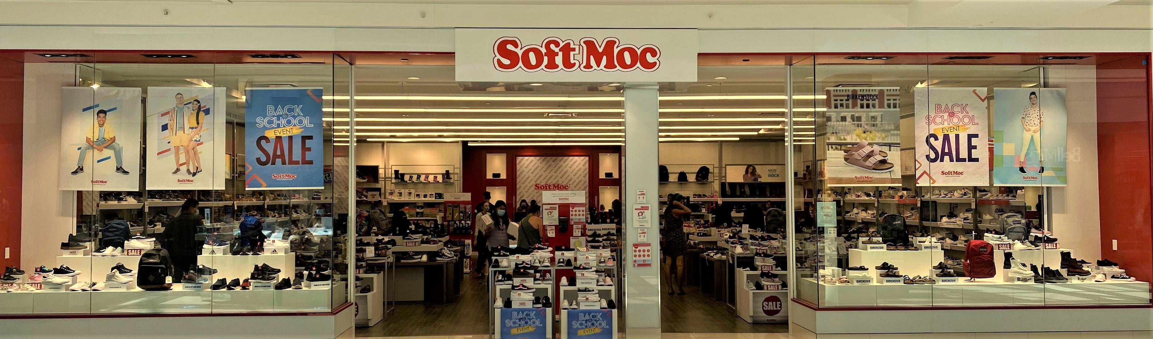 SoftMoc Polo Park Mall