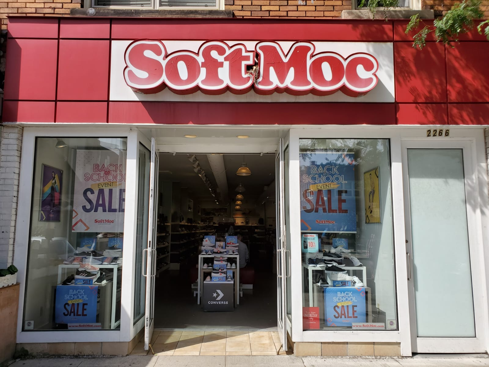 SoftMoc Bloor St West