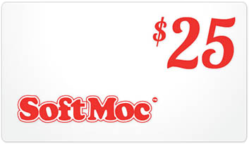 SoftMoc $25 Gift Card
