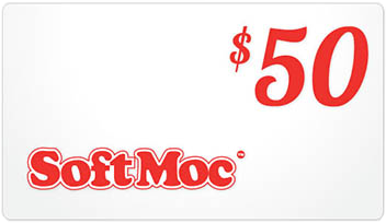 SoftMoc $50 Gift Card