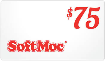 SoftMoc $75 Gift Card