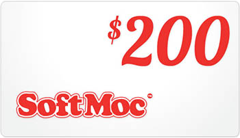 SoftMoc $200 Gift Card