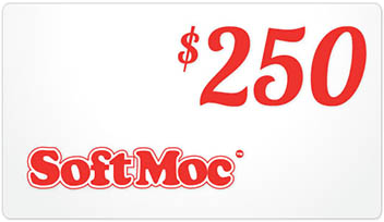 SoftMoc $250 Gift Card