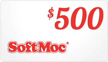 SoftMoc $500 Gift Card