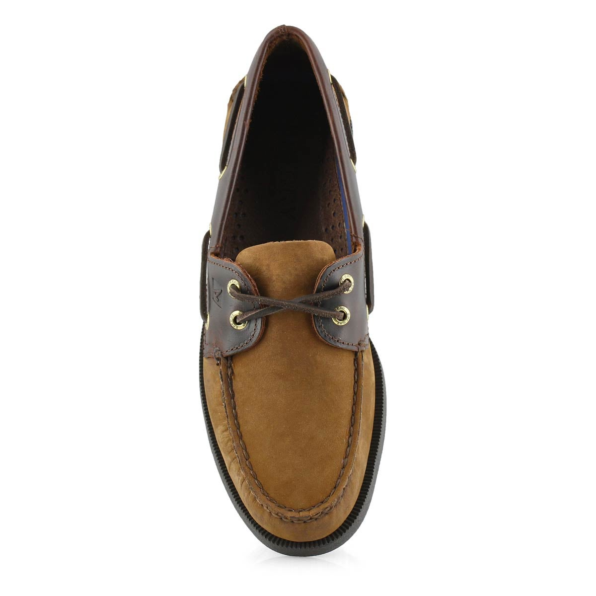 Mens Authentic Original Boat Shoe - Brown