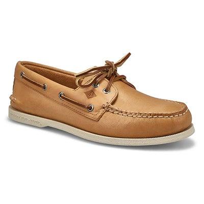 Mns A/O 2 eye cream boat shoe