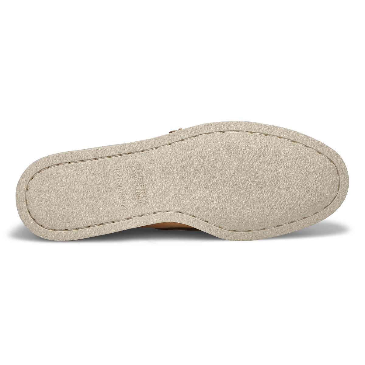 Men's Authentic Original  Boat Shoe - Cream