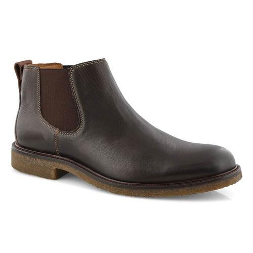 Mns Copeland Gore dark brown dress boot