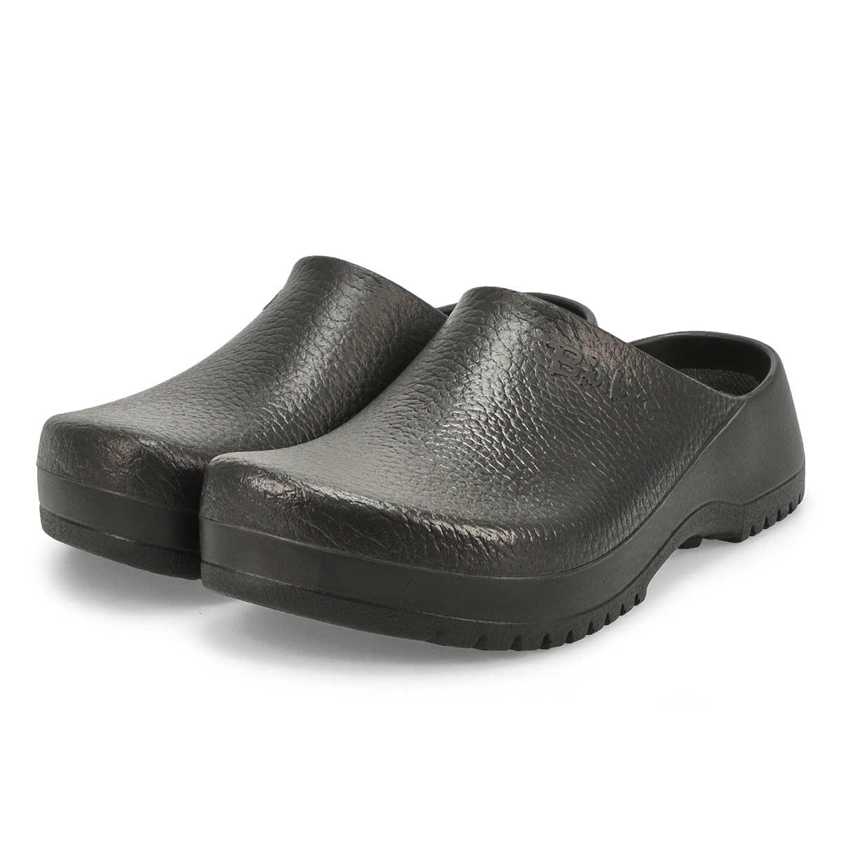 Sabots confortables SUPER-BIRKI, noir, femmes