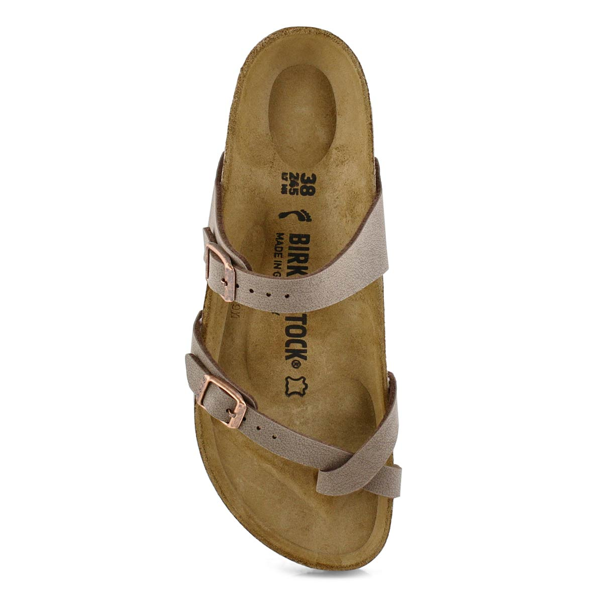 Women's Mayari BF Narrow Sandal - Mocha