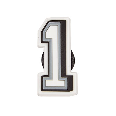 Jibbitz Number 1