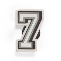 Jibbitz Accessories Jibbitz Number 7