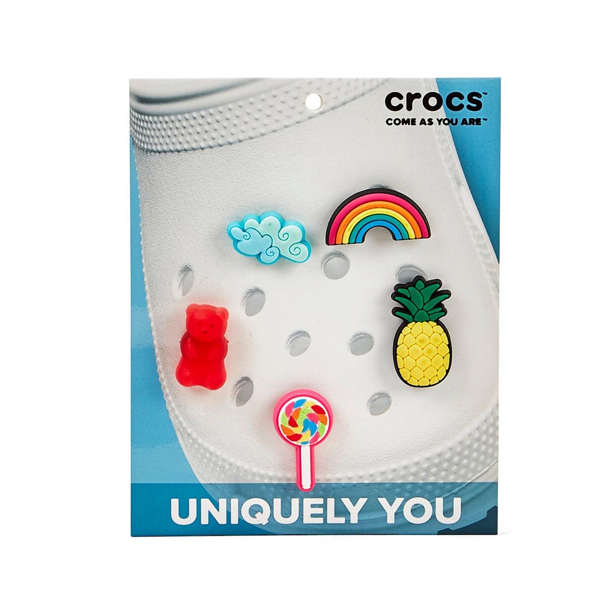 Jibbitz Accessories Jibbitz Happy Candy 5 Pack