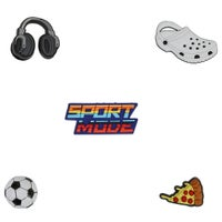 Jibbitz Sport Life - 5 Pack