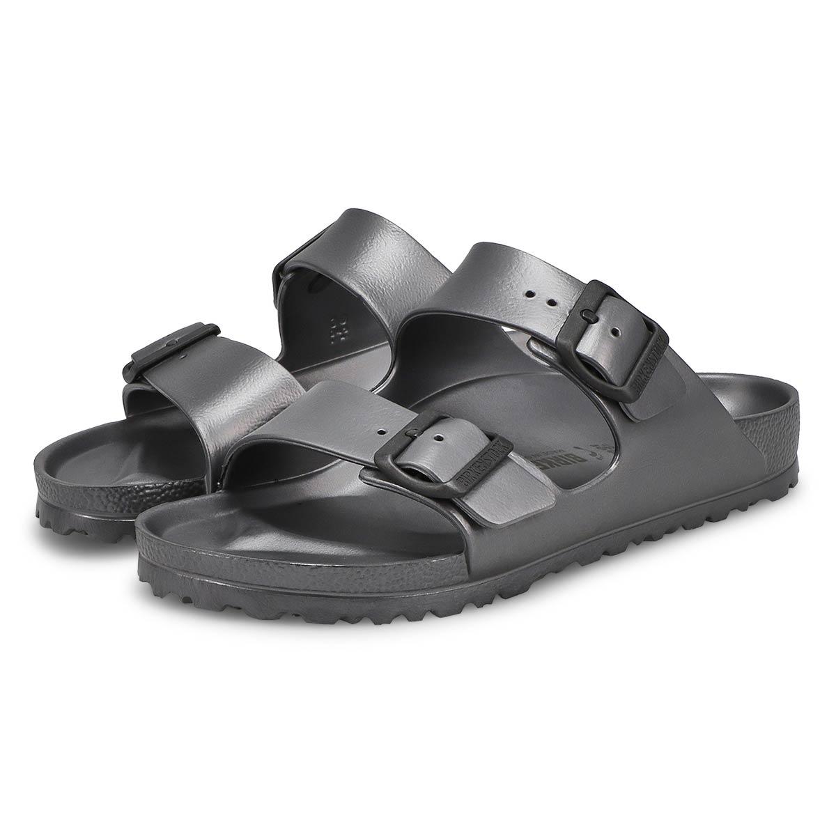 Women's Arizona EVA Narrow Sandal - Metallic