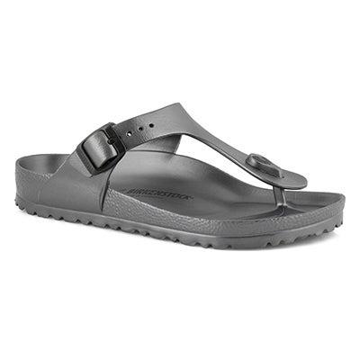 Lds Gizeh EVA Thong Sandal - Anthracite