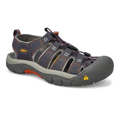 Sandale sport NEWPORT H2, bleu fcé, hom
