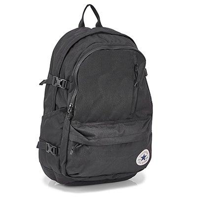 Converse Straight Edge black backpack