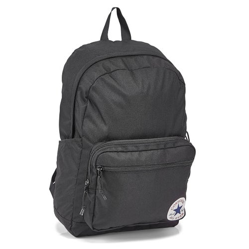 Converse Go 2 black backpack