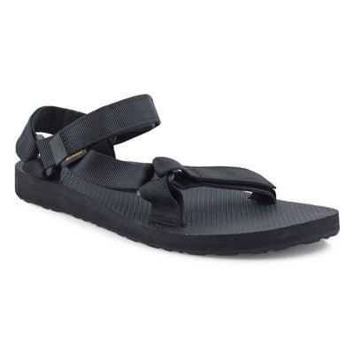 Women's ORIGINAL UNIVERSAL black sport sandals