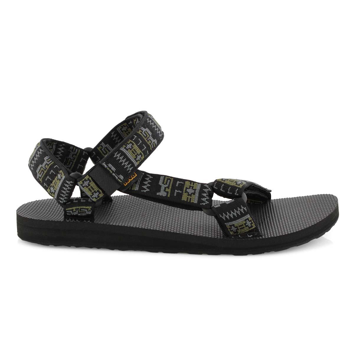 Sandales sport ORIGINAL UNIVERSAL, noires, hommes