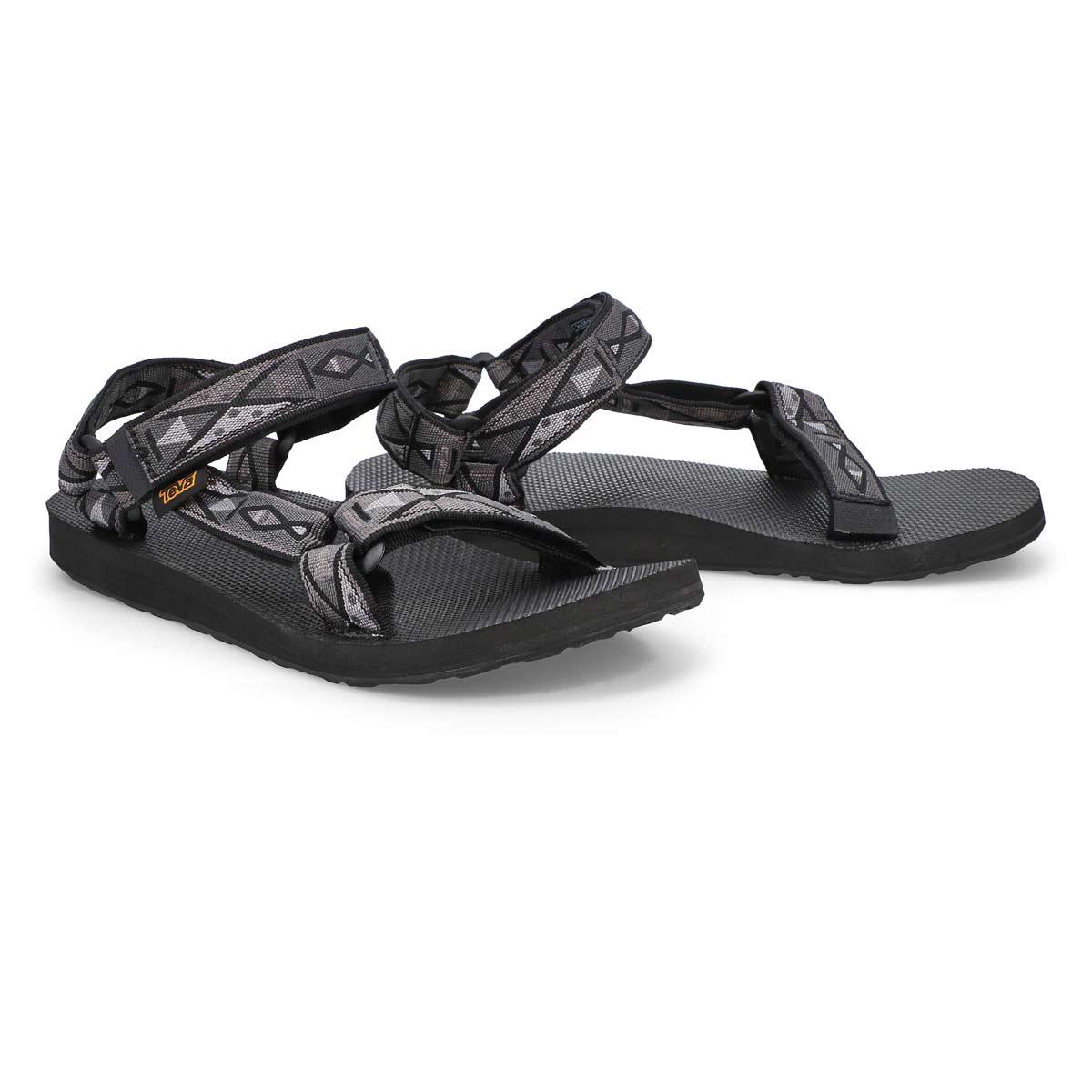 Sandale Original Universal, hommes - Noir/Gris