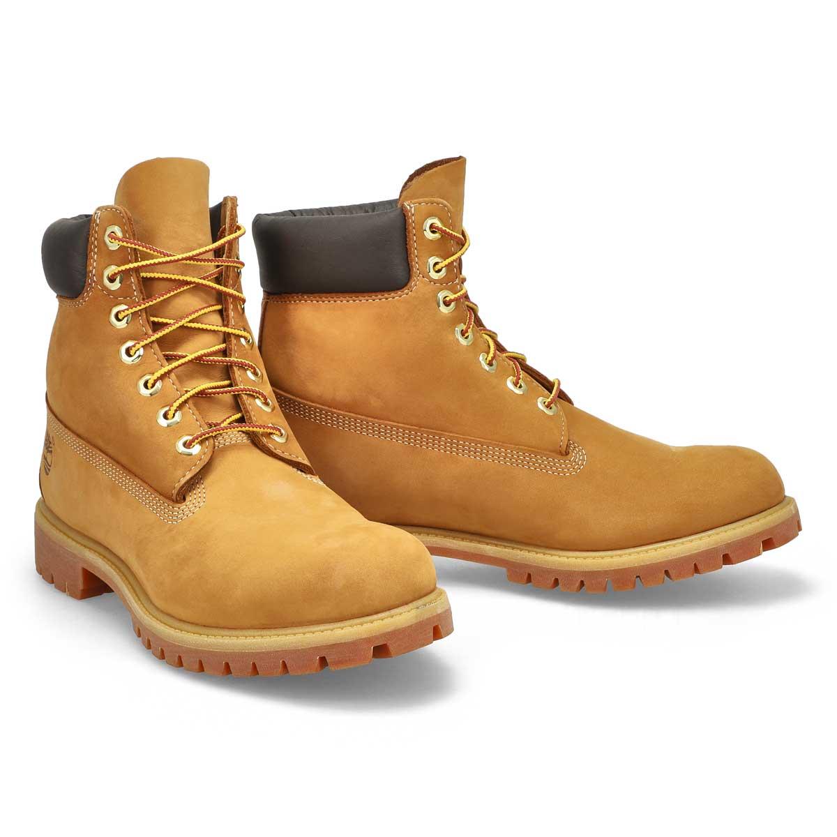 Men's Icon 6  Premium  Waterproof Boots - Wheat