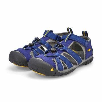 Sandale sport SeacampIICNX bleu/gris garçons