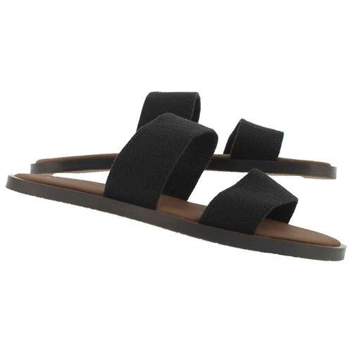 Sandale Yoga Gora Gora, noir, femme