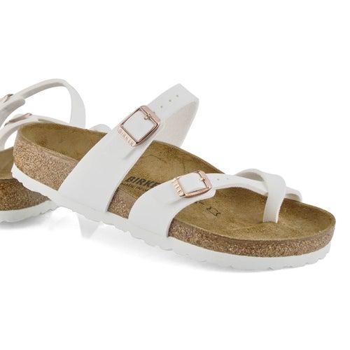 Sandale, Mayari , blanc, femme
