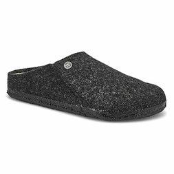 Mns Zermatt anthracite shearling slipper