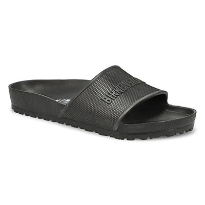 Men's BARBADOS EVA black slide sandals