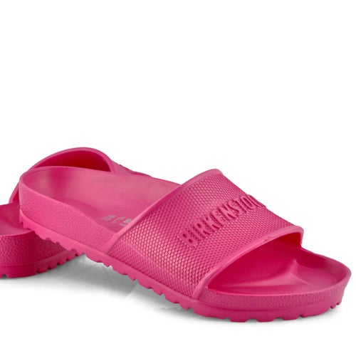 Lds Barbados EVA beetroot slide sndl