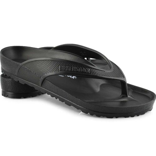 Mns Honolulu EVA black slide sndl
