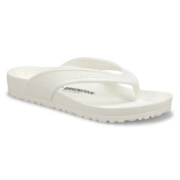 Women's Honolulu EVA Thong Sandal - White