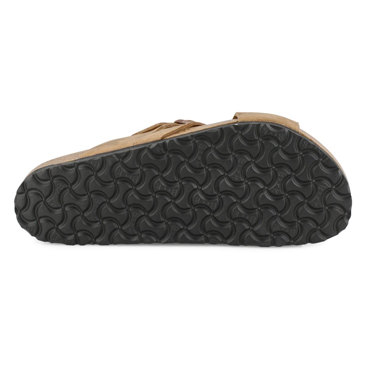 Men's Lugano Sandal - Tobacco